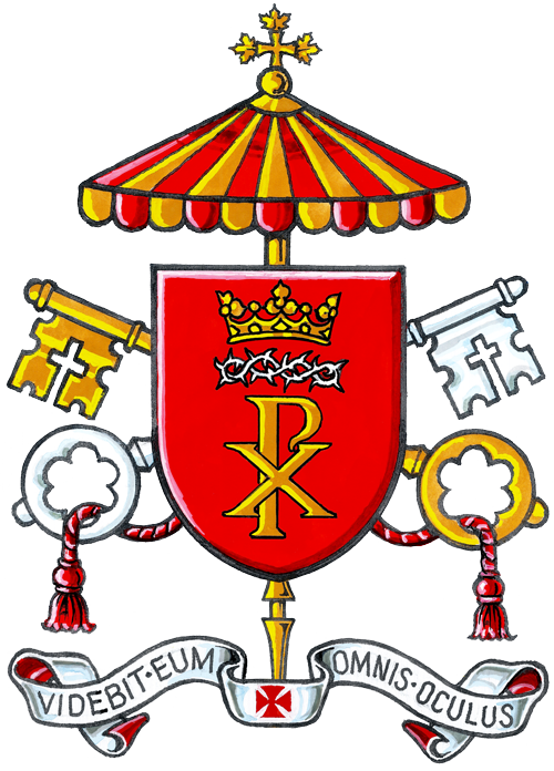 Official Cathedral Basilica Coat of arms